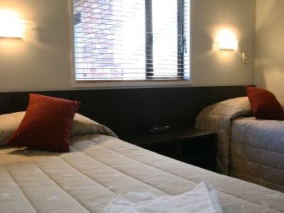 2 bedroom standard singles